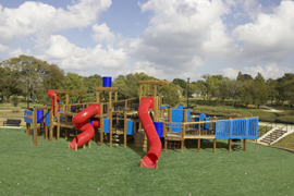 Playwood playground from Henderson recreation